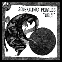 Screaming_Female&#039;s_Ugly_album_cover