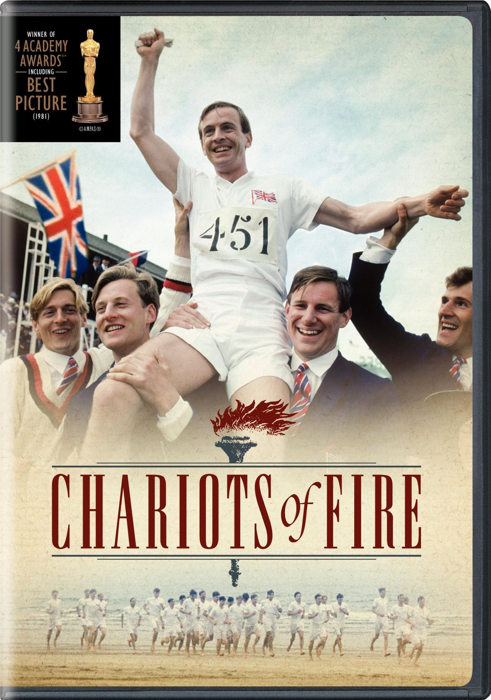 The Littlest Winslow  How &#39;Chariots of Fire&#39; Nearly Ruined My Life